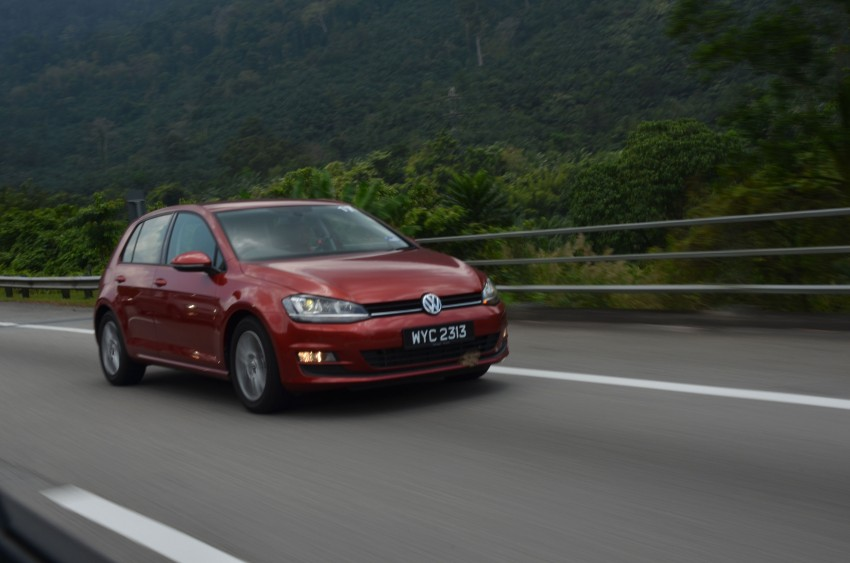 Volkswagen Golf Mk7 1.4 TSI introduced – RM158k Image #161660