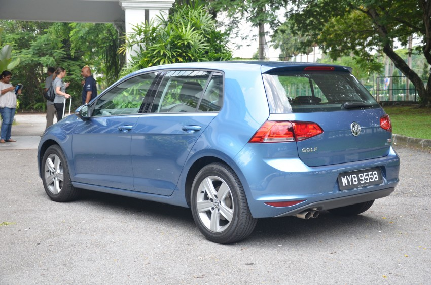 Volkswagen Golf Mk7 1.4 TSI introduced – RM158k Image #161661