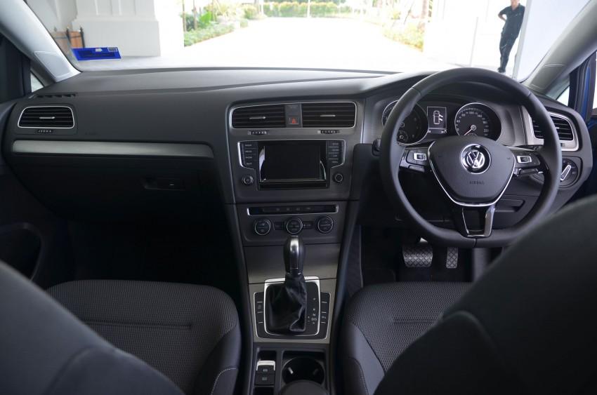 Volkswagen Golf Mk7 1.4 TSI introduced – RM158k Image #161663