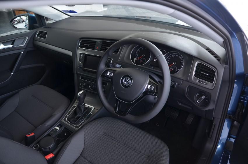 Volkswagen Golf Mk7 1.4 TSI introduced – RM158k Image #161664