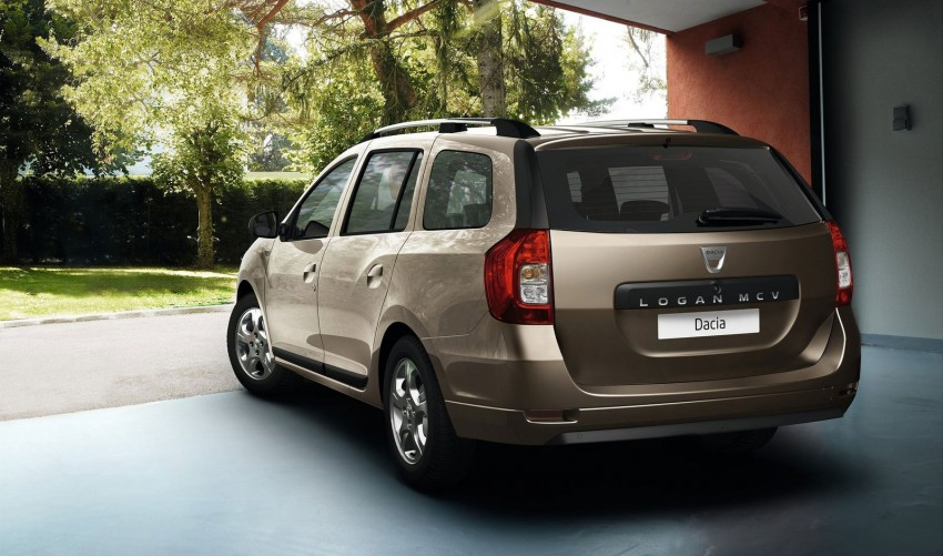 Dacia Logan MCV – large estate with a small price Image #159429