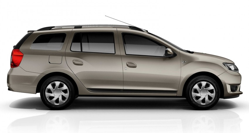 Dacia Logan MCV – large estate with a small price Image #159432