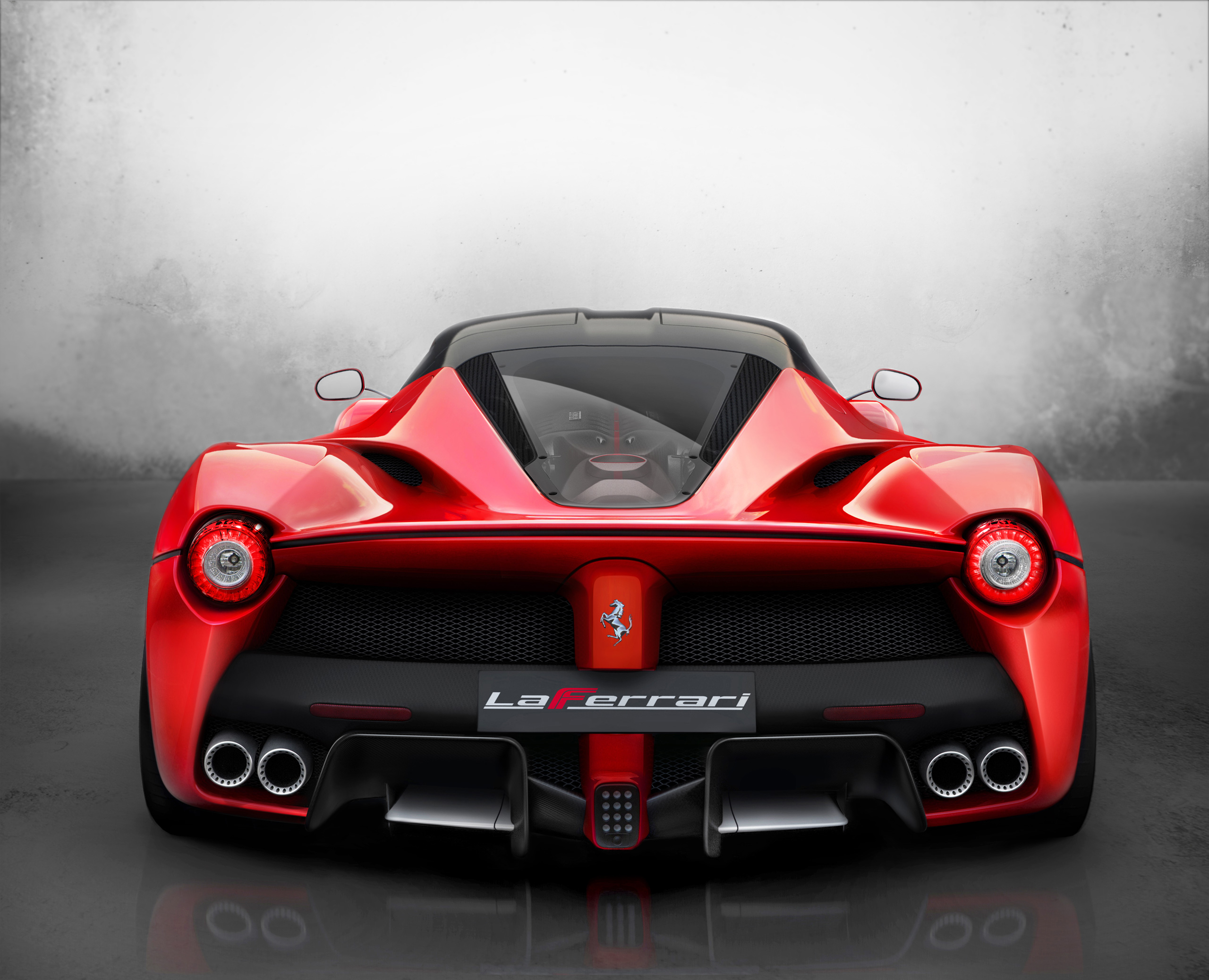 New LaFerrari reps Enzo as the fastest Ferrari ever Paul Tan ...