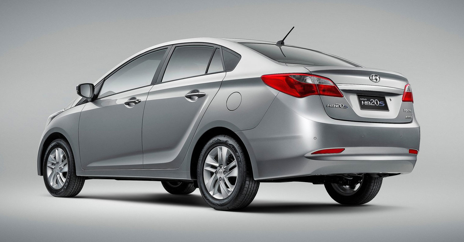Hyundai Hb20s B Segment Sedan For Brazil Image 159484