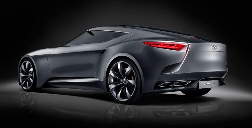 Hyundai HND-9 Concept – future Genesis Coupe? Image #165122
