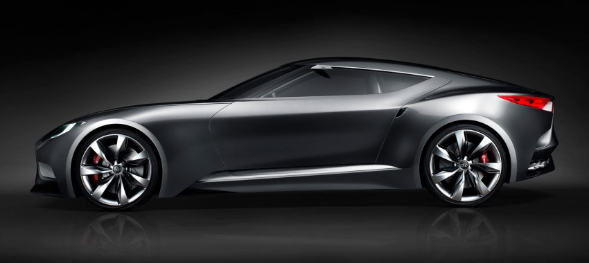 Hyundai HND-9 Concept – future Genesis Coupe? Image #165124