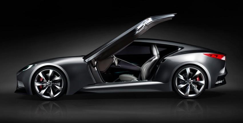 Hyundai HND-9 Concept – future Genesis Coupe? Image #165125