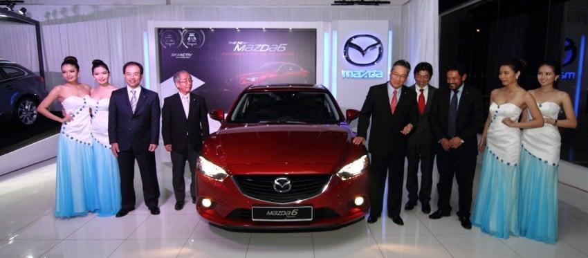 Mazda 6 officially launched – 2.0 sedan priced at RM159k, 2.5 sedan at RM190k, 2.5 Touring at RM194k Image #162758