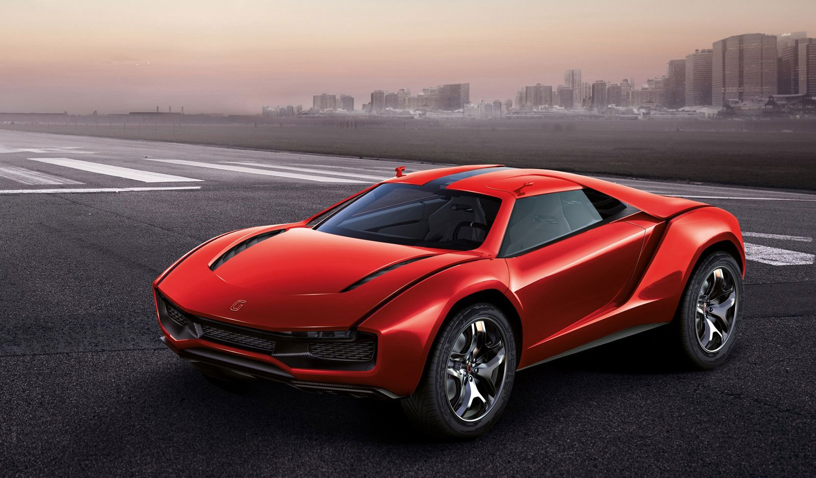 Italdesign Parcour Concept Supercar Suv Or Both Image