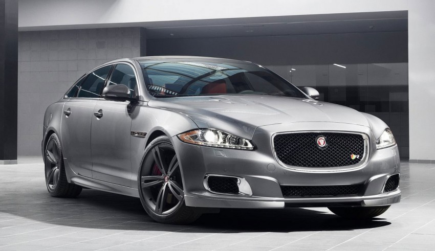 Jaguar XJR to debut at 2013 New York Show – 550 PS Image #162812