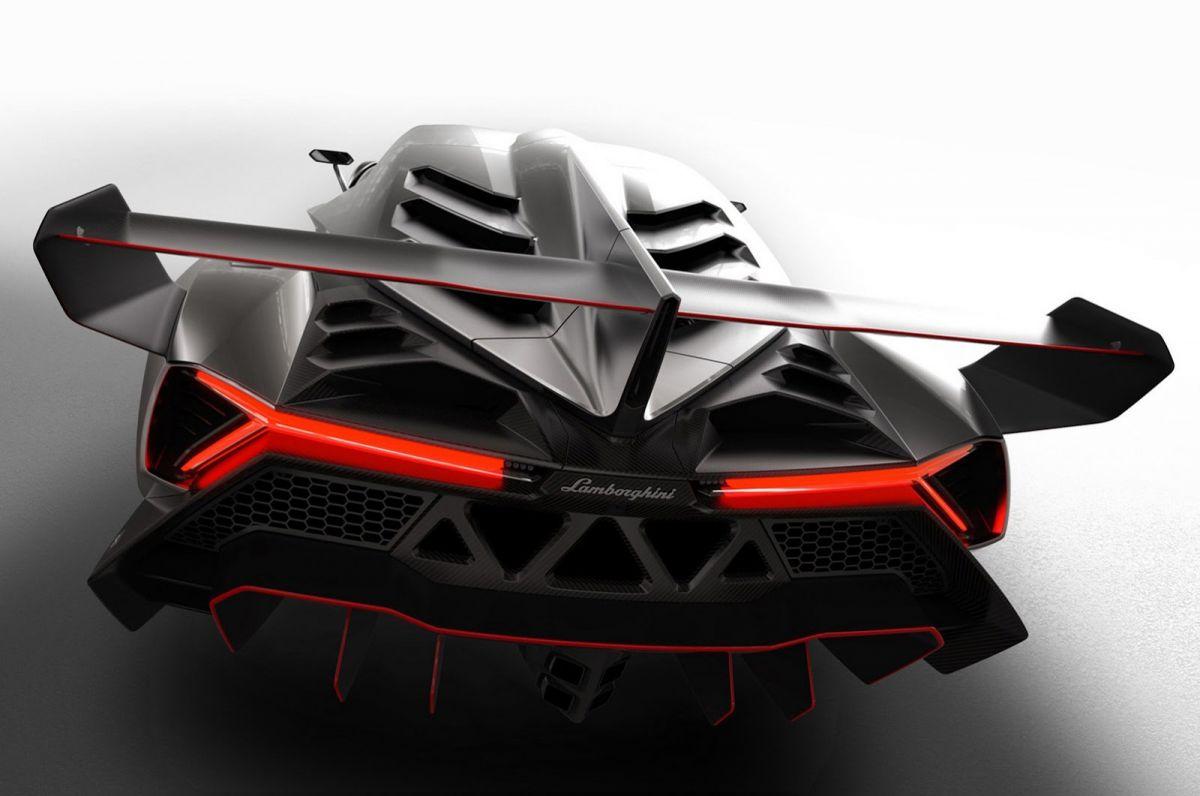 Limited Run Lamborghini Veneno Unveiled With Full Details