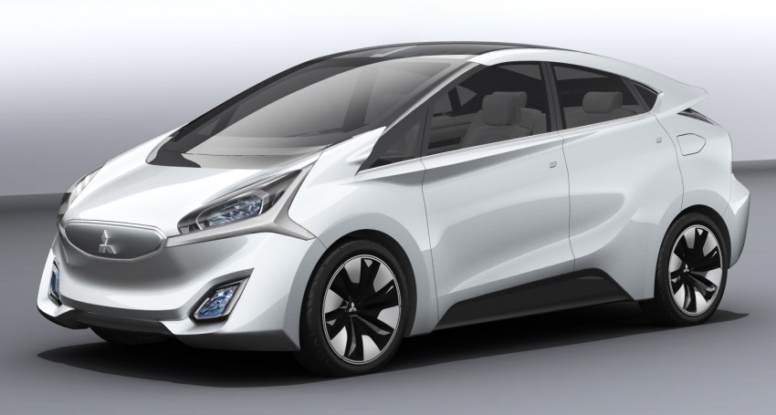 Mitsubishi CA-MiEV – is this the next-gen i-MiEV? Image #160697