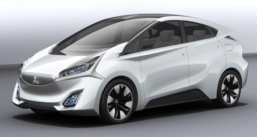 Mitsubishi CA-MiEV – is this the next-gen i-MiEV? Image #160697