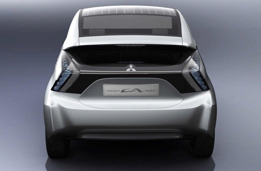 Mitsubishi CA-MiEV – is this the next-gen i-MiEV? Image #160693