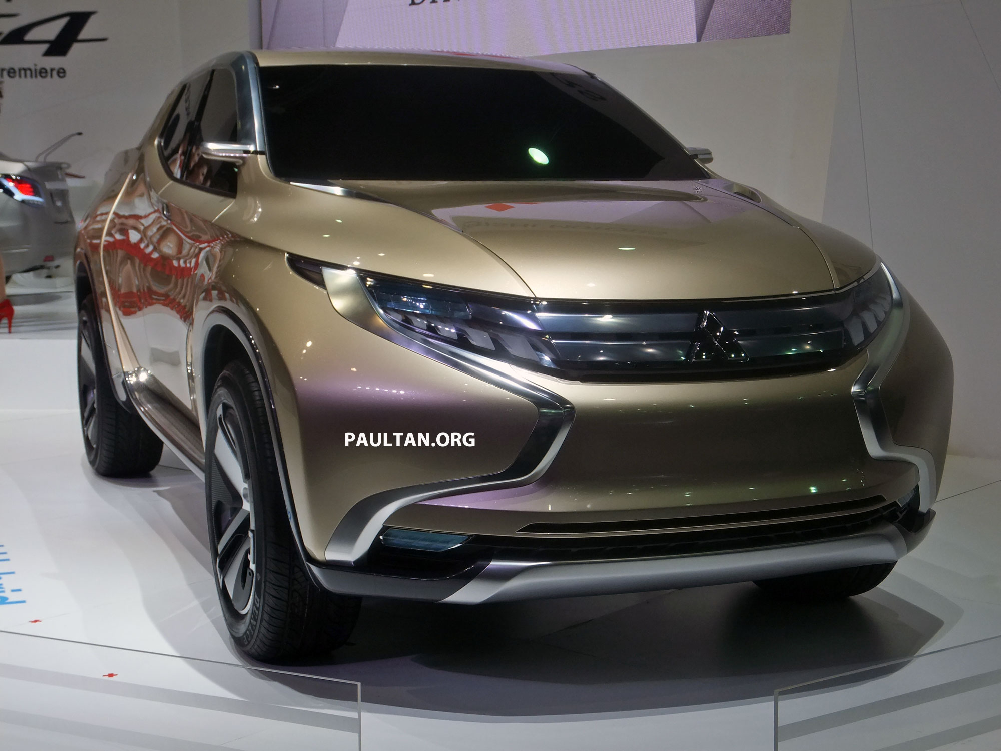 Mitsubishi Gr Hev Concept Hints At Next Triton Image 163935