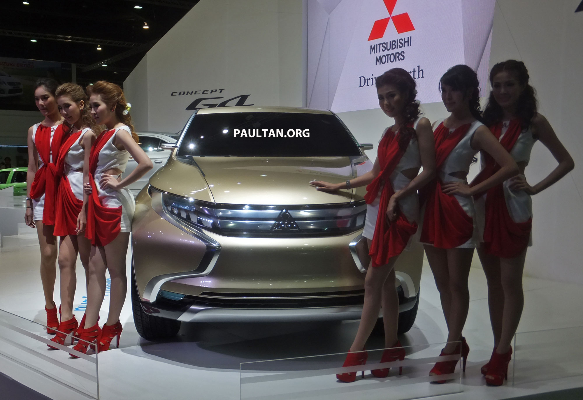 Mitsubishi Gr Hev Concept Hints At Next Triton Image 163940