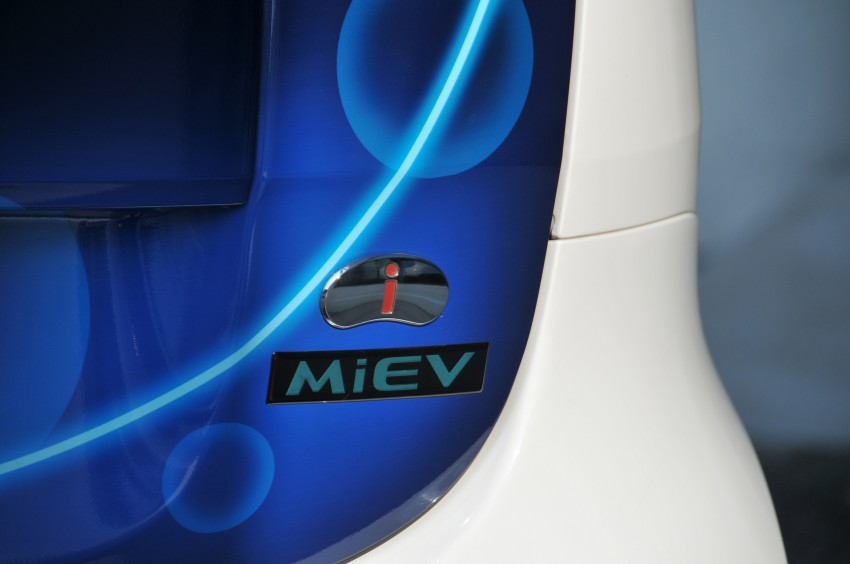 Mitsubishi i-MiEV launched in Malaysia for RM136k – the first all-electric vehicle to be sold in this country Image #162920