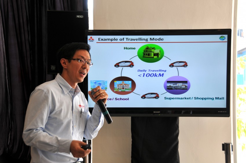 Mitsubishi i-MiEV launched in Malaysia for RM136k – the first all-electric vehicle to be sold in this country Image #162938