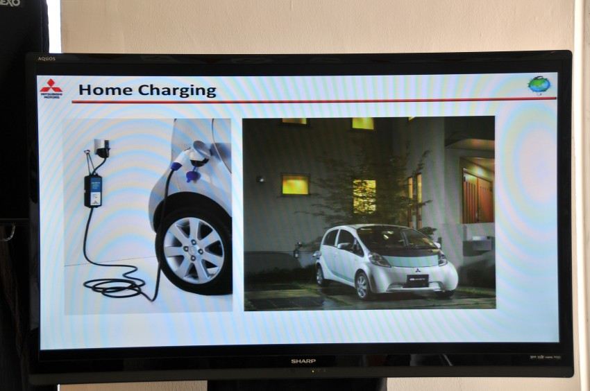 Mitsubishi i-MiEV launched in Malaysia for RM136k – the first all-electric vehicle to be sold in this country Image #162940