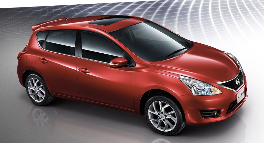 Nissan Pulsar Five Door Hatch Launched In Thailand Image