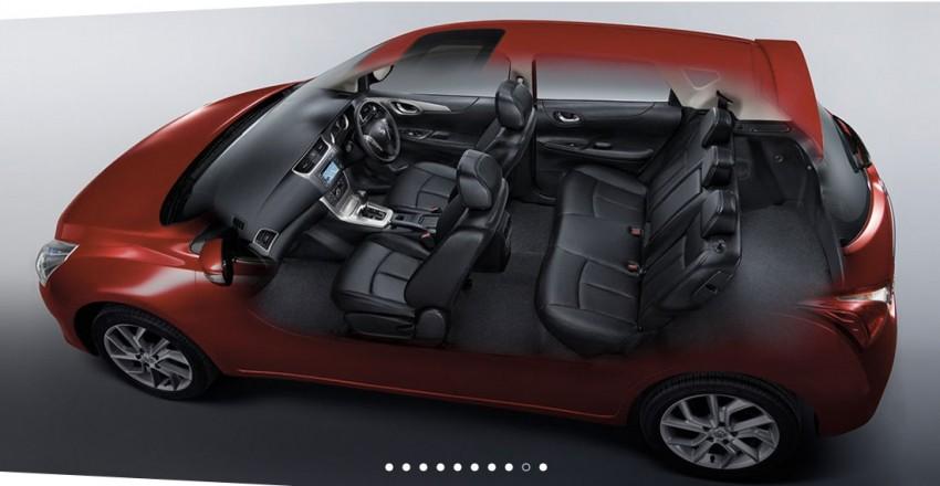 Nissan Pulsar five-door hatch launched in Thailand Image #161028