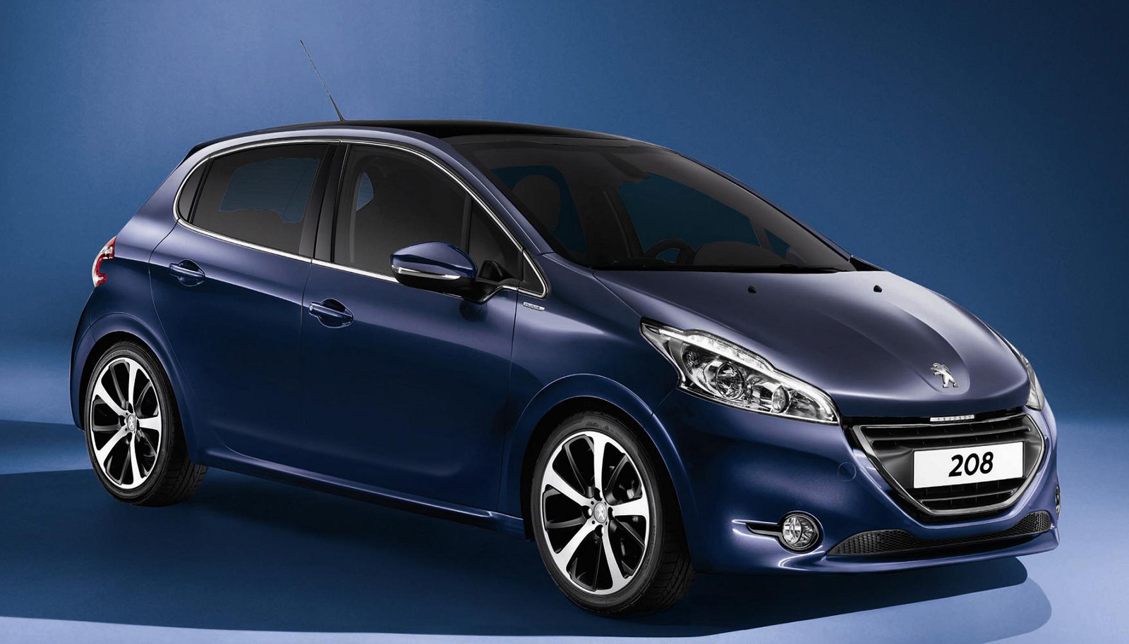 new peugeot 208 all set for mid april malaysian launch. Black Bedroom Furniture Sets. Home Design Ideas