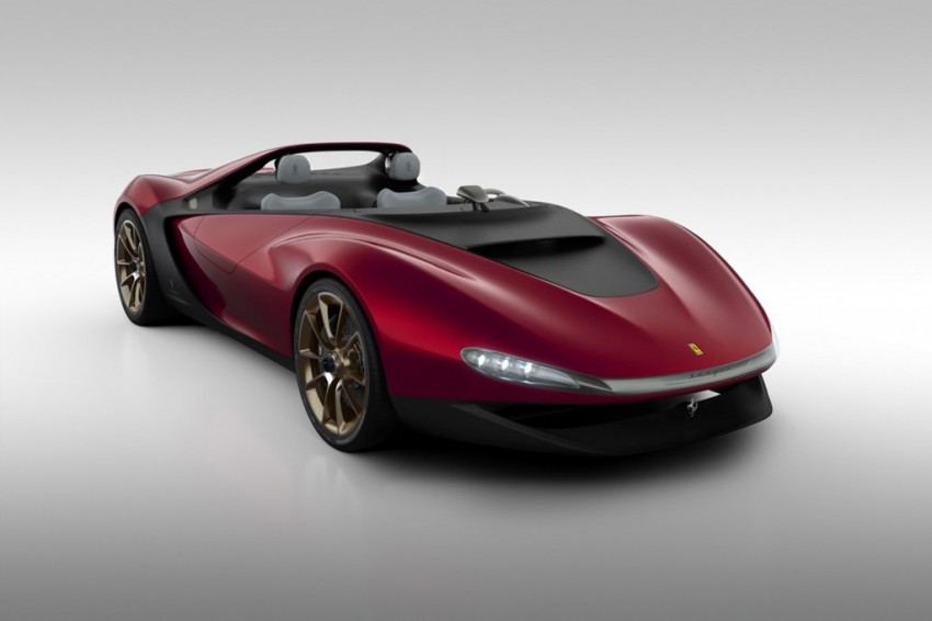 Pininfarina Sergio Concept – fitting tribute to a legend Image #160876