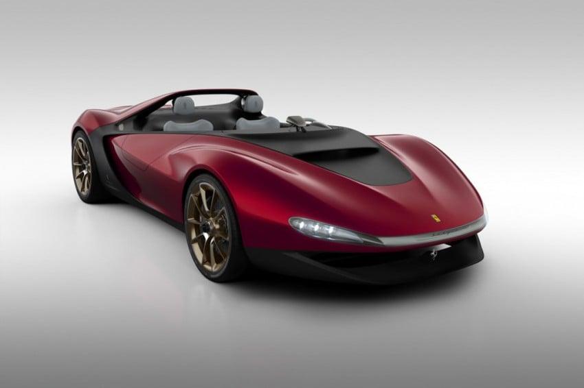 Pininfarina Sergio Concept – fitting tribute to a legend Image #160876