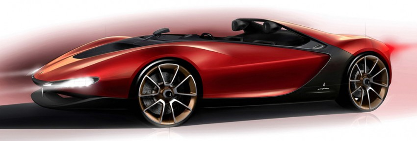 Pininfarina Sergio Concept – fitting tribute to a legend Image #160877