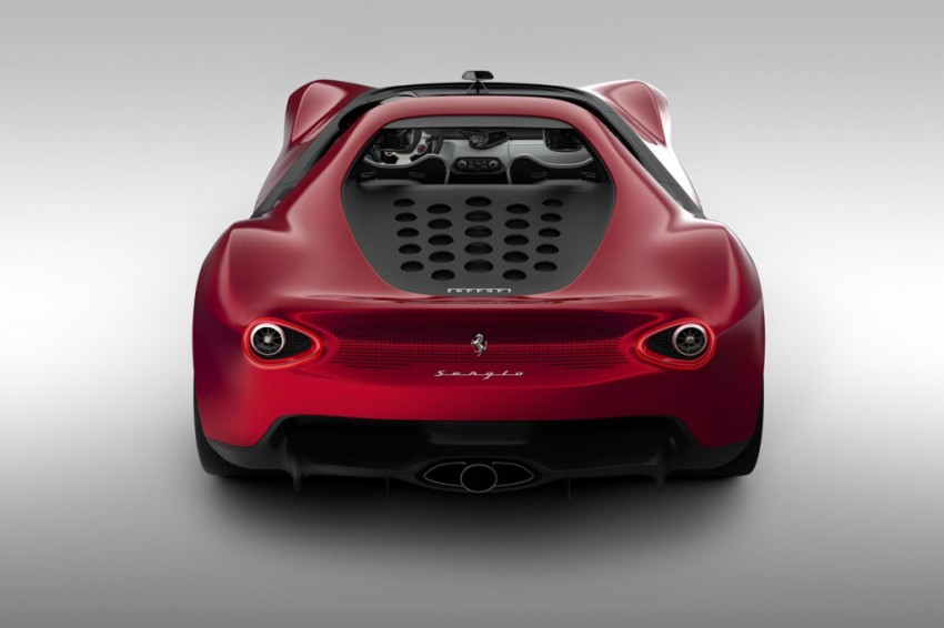 Pininfarina Sergio Concept – fitting tribute to a legend Image #160880
