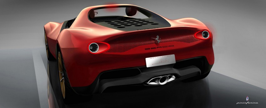 Pininfarina Sergio Concept – fitting tribute to a legend Image #160881