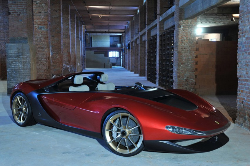 Pininfarina Sergio Concept – fitting tribute to a legend Image #160883