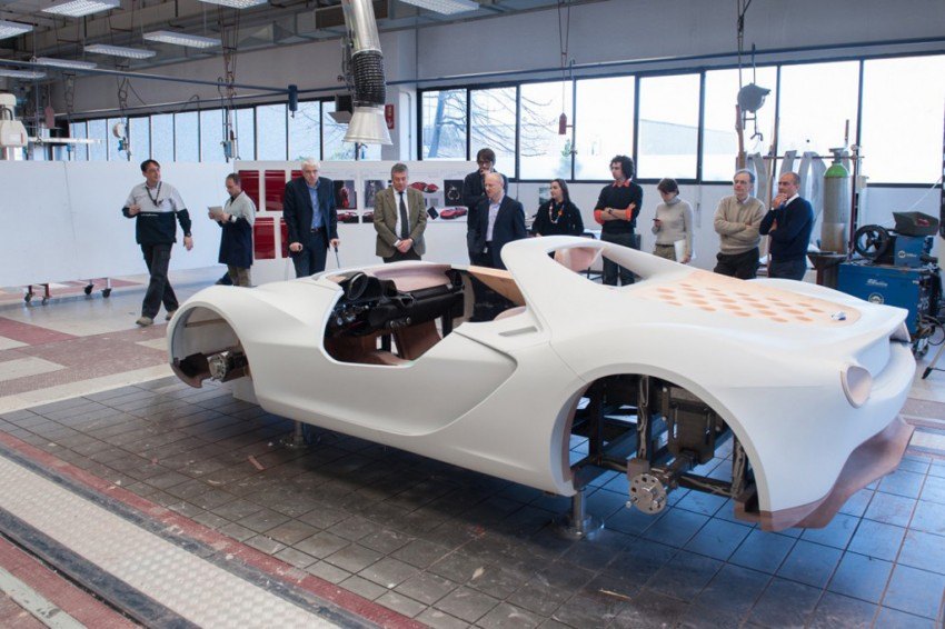 Pininfarina Sergio Concept – fitting tribute to a legend Image #160884