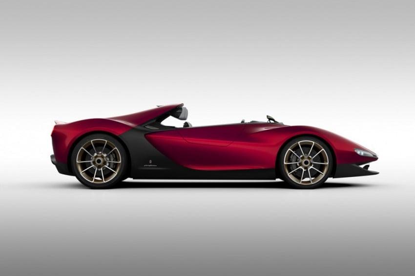 Pininfarina Sergio Concept – fitting tribute to a legend Image #160885