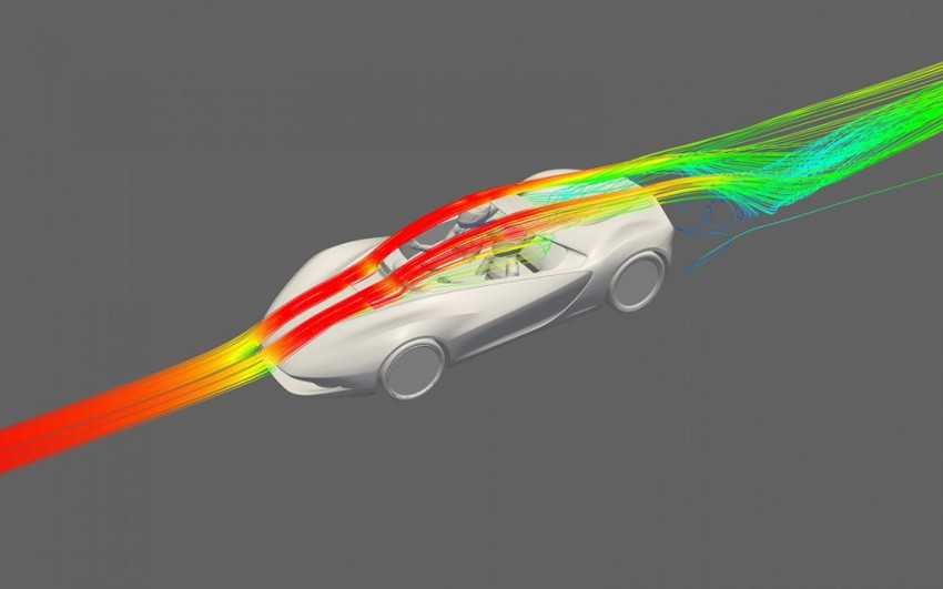Pininfarina Sergio Concept – fitting tribute to a legend Image #160887