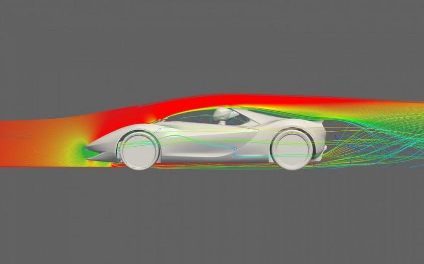 Pininfarina Sergio Concept – fitting tribute to a legend Image #160891