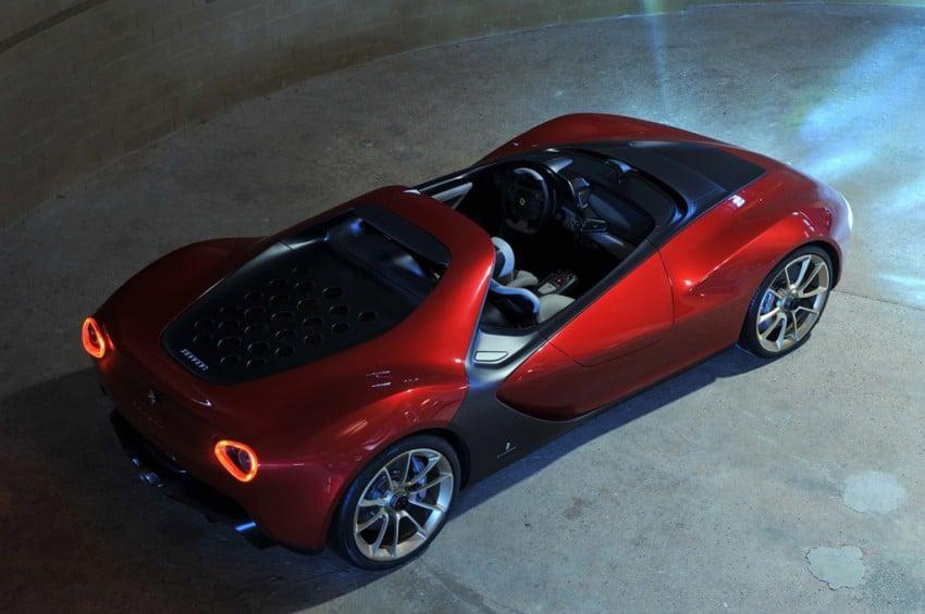 Pininfarina Sergio Concept – fitting tribute to a legend Image #160892