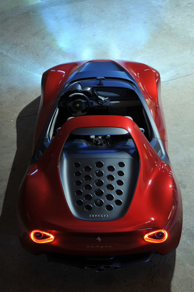 Pininfarina Sergio Concept – fitting tribute to a legend Image #160895