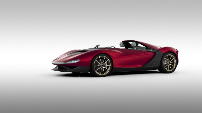 Pininfarina Sergio Concept – fitting tribute to a legend Image #160896