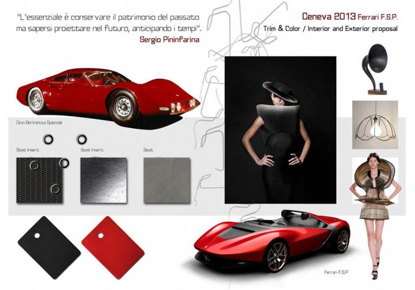 Pininfarina Sergio Concept – fitting tribute to a legend Image #160897