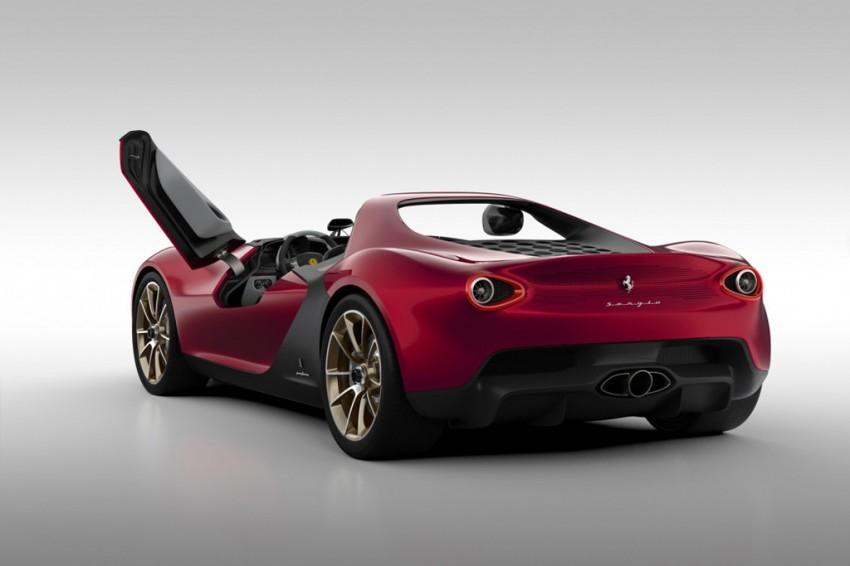 Pininfarina Sergio Concept – fitting tribute to a legend Image #160899
