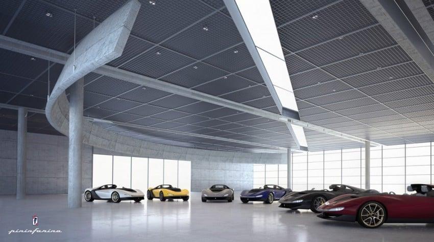 Pininfarina Sergio Concept – fitting tribute to a legend Image #160901