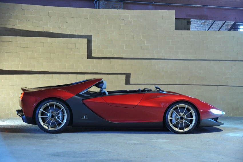 Pininfarina Sergio Concept – fitting tribute to a legend Image #160902