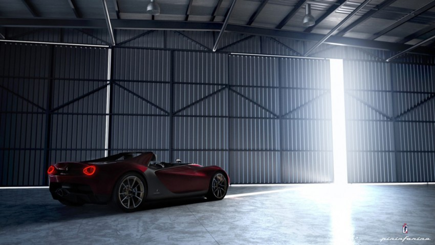 Pininfarina Sergio Concept – fitting tribute to a legend Image #160903