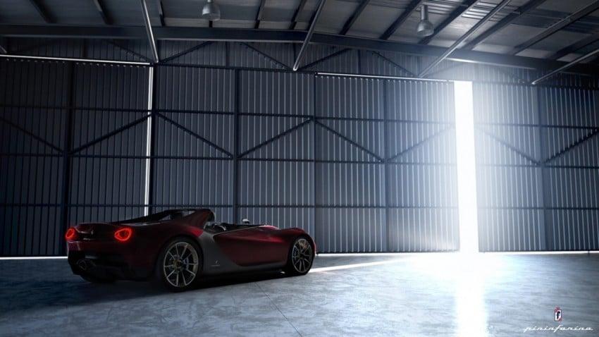 Pininfarina Sergio Concept – fitting tribute to a legend Image #160903