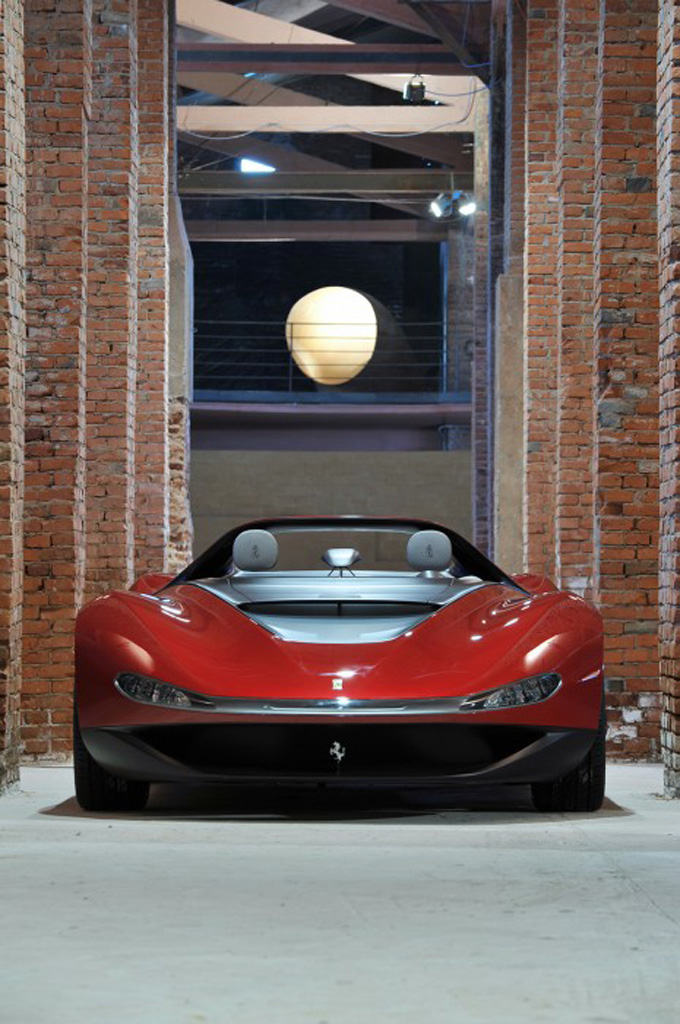Pininfarina Sergio Concept – fitting tribute to a legend Image #160904