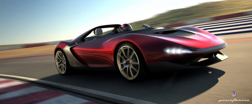 Pininfarina Sergio Concept – fitting tribute to a legend Image #160905