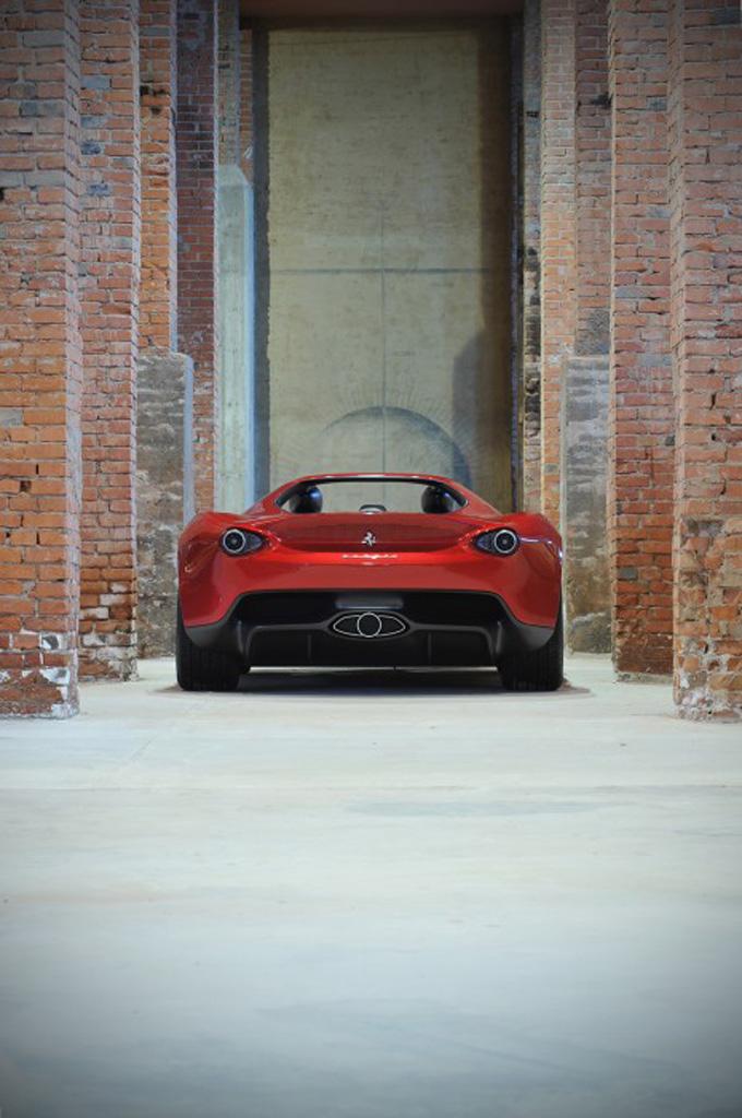 Pininfarina Sergio Concept – fitting tribute to a legend Image #160906