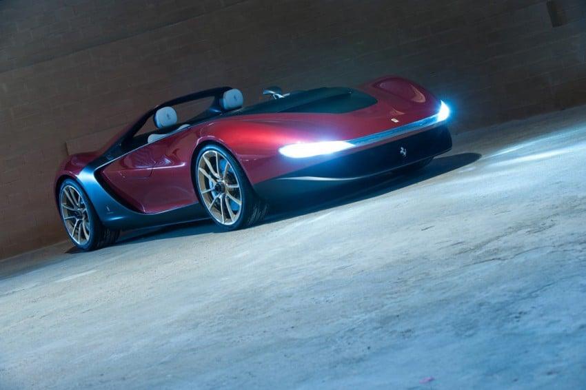 Pininfarina Sergio Concept – fitting tribute to a legend Image #160910