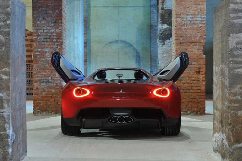 Pininfarina Sergio Concept – fitting tribute to a legend Image #160911